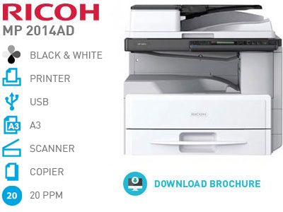 Ricoh Mauritius - Office Equipment : Happy World Bureautique